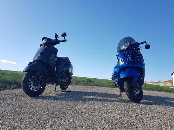 a perfekt Ride...
