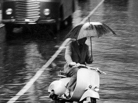 Universal-Raincover anno 1950